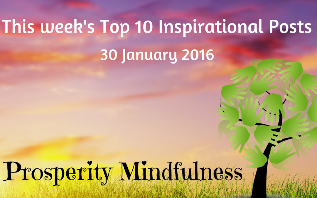 This Week's Top 10 Posts – 30 January