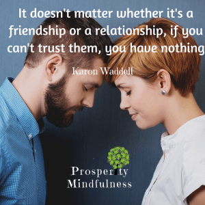 it doesn't matter whether its a friendship.prosperitymindfulness