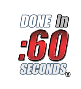 done in sixty seconds website video