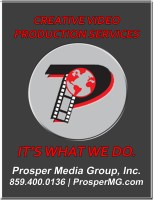 Kentucky Professional Video Production News 2013 Archive