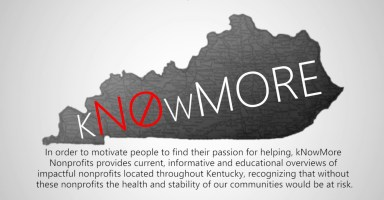 ABOUT kNOwMORE NONPROFITS KENTUCKY