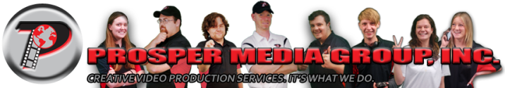Kentucky Video Production Services Professional Team