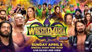 Photo of Wrestlemania Preview and Predictions