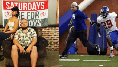Photo of SZN 2 Ep. 2: The Trevor Uren Podcast With Former NFL RB Mike Cox and Big Ev from Barstool Sports