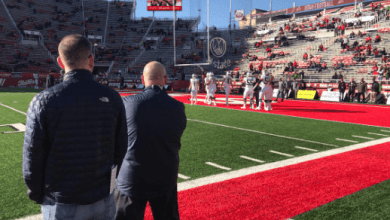 Photo of NY Giants GM Spotted In Utah Watching Oregon QB Justin Herbert