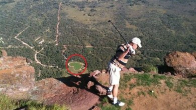 Photo of If You Can Sink a Hole-in-One In This 19th Hole in South Africa, You Win $1 Million Prize!