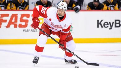 Photo of One of the Red Wings' Famous Hard Hitters, Niklas Kronwall, is Retiring, Joins Team's Front Office