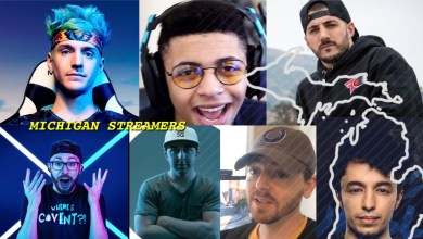 Photo of The Best Video Game Streamers Are From Michigan | Here They Are… The Top 8 #MichiganPride | @ChrisCovent @KingGeorge @TheTrueVanguard @Nightbloo @dakotaz @NICKMERCS @TSM_Myth  @Ninja