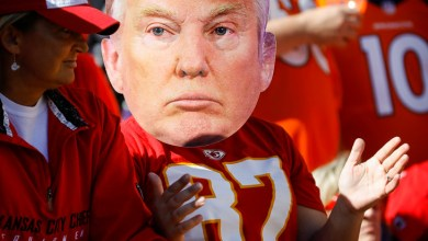 Photo of President Trump Tweets Out Congratulations to Kansas City Chiefs… Who Had Them Listed From Kansas