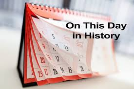 "Photo of PSA: As a society let's cancel ""This day In History"""