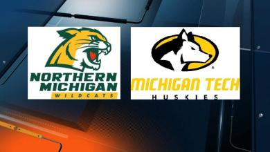 Photo of This Weekend's Michigan Tech-Northern Michigan Hockey Playoff Series Will Be Televised