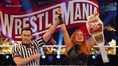 Photo of WrestleMania 36 Live Results – Becky Lynch Retains RAW Women's Championship Against Shayna Baszler | #WrestleMania