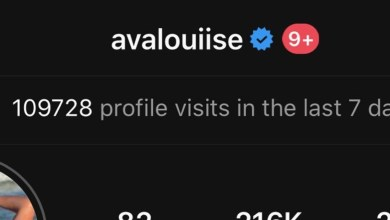 Photo of Ava Louise Was Just Verified On Instagram! Congrats Ava!!! – @realavalouiise