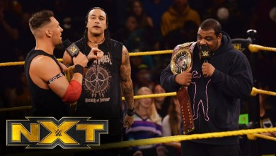Photo of Keith Lee Defends His North American Title, Velveteen Dream in Action and Rhea Ripley and Charlotte Come Face-to-Face One Final Time Before WrestleMania | #WWNXT Preview