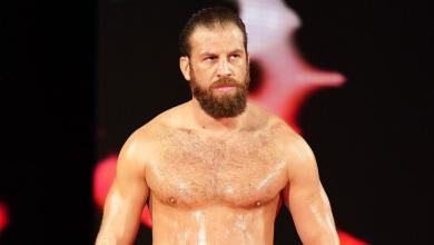 Photo of Drew Gulak Working Smackdown Taping, Added Back to WWE Roster Page