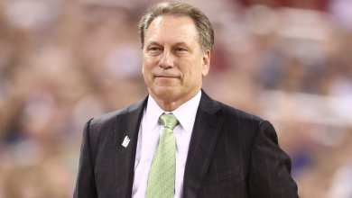 Photo of Michigan State Basketball Head Coach and U.P. Native Tom Izzo Named Big Ten Coach of the Decade