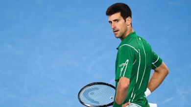 Photo of Novak Djokovic Tests Positive for the Coronavirus
