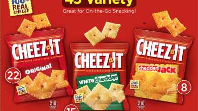 Photo of Cheez-Its – They Don't Miss