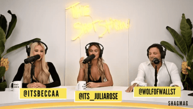 Photo of Recent Episode of SHAGMAG's Sh*tshow Podcast Has the Real-Life Wolf of Wall Street, Jordan Belfort, In It – @SHAGMAG_ @JuliaRose_33 @wolfofwallst