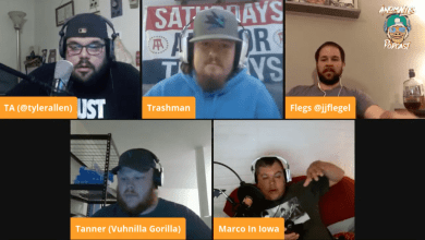 Photo of Listen: The Anomalies – Episode 55 – Oat Beverages, Descension, Donuts and Combat Sports