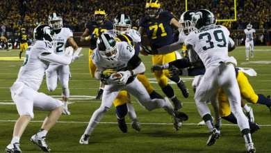 Photo of Michigan State Spartans's 'Miracle at Michigan' Happened Five Years Ago Today