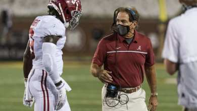 Photo of Nick Saban Tests Positive For  COVID