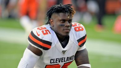 Photo of First Round Bust? Njoku Seeking Trade…Again