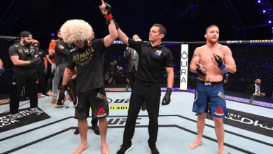Photo of Khabib Dominates Again… Whatever, Dude