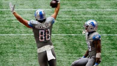 Photo of WATCH: TJ Hockenson Mic'd Up For Game Winner Is Exactly What You Need To See For Victory Monday Tomorrow