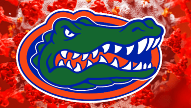 Photo of Coronavirus Breaking News: Florida Gators vs LSU Cancelled