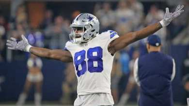 Photo of Is That Dez Bryant's Music??