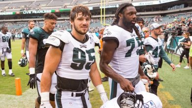 Photo of U.P. Native and NFL Player Joe Ostman Promoted to Philadelphia Eagles' Active Roster – @JoeOstman