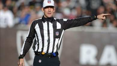 Photo of Clete Blakeman, Infamous Ref From Last Year's MNF-Green Bay Debacle, Will Be Reffing the Lions-Vikings Game Sunday