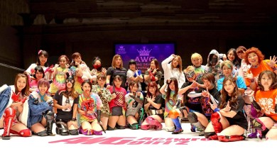 Photo of ActWres girl'z Tag Team Titles Tournament Results 11/24/20