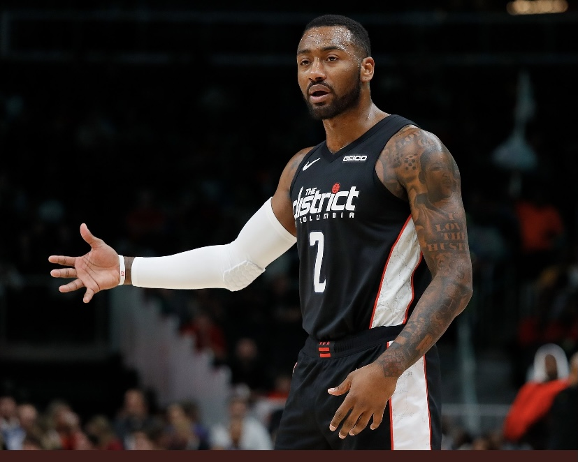 John Wall Asks For Trade After He Was Including in Trade Talks