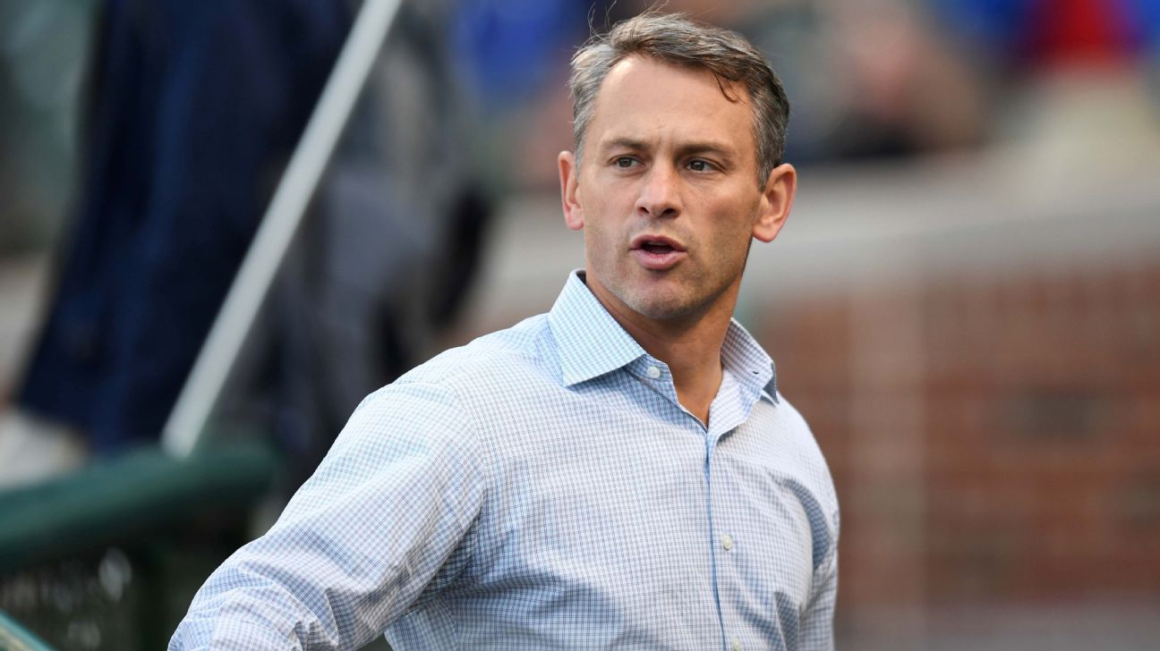 Cubs, team president Jed Hoyer agree to five-year extension