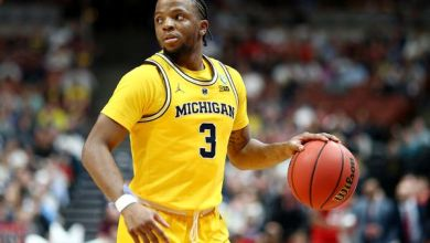 Photo of Former Michigan Wolverines  Guard Zavier Simpson Signs With Lakers As Undrafted Free Agent