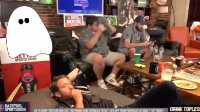 Photo of There Is A Ghost In The Barstool SportsBook Philly House? Is It Haunted? @Glenny_Balls @stoolpresidente @marty_mush
