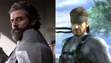 Photo of Report: Oscar Isaac Set to Star as Solid Snake in Upcoming Metal Gear Solid Movie