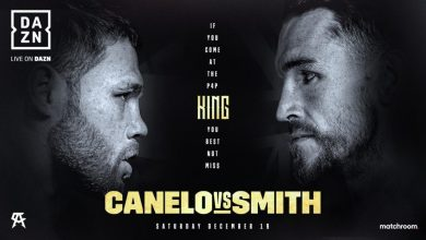 Photo of Canelo vs Smith FREE Live Stream: WATCH reddit, Fight takes place at the Alamodome in San Antonio, Texas on Saturday, December 19