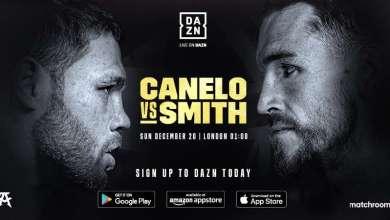 Photo of Boxing: Canelo Alvarez vs Callum Smith Live Stream