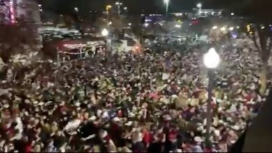 Photo of Tuscaloosa Is Flooded With People Right Now! I don't want to say it but COVID incoming… Congrats Alabama! #NationalChampionship