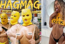 Photo of Julia Rose Is Going To Bring ShagMag To The Top – Bigger Than Playboy? | @JuliaRose_33