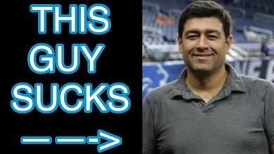 Photo of Will Carlos Monarrez Ever Shut Up? Reporter Or Moron? I mean both?  – #OnePride @cmonarrez