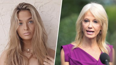 Photo of Kellyanne Conway Allegedly Posted A Picture Of Her 16 Year Old Daughter, Claudia, Naked! Claudia Responds on TikTok