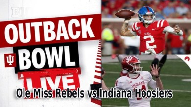 Photo of NCAAF!!Ole Miss vs Indiana Live Stream Free College Football