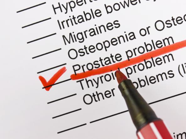 alfa 1 bloccante per prostata
