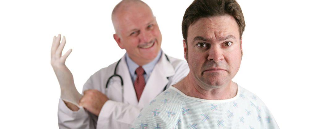 după masajul prostatei erecția a dispărut