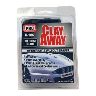 CLAY AWAY™ OVERSPRAY & FALLOUT ERASER MED GRADE