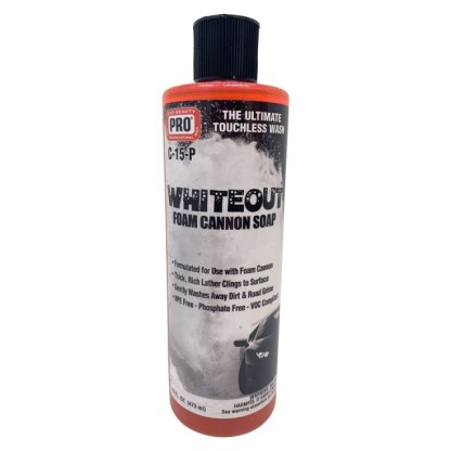 WHITEOUT FOAM CANNON SOAP (PINT)